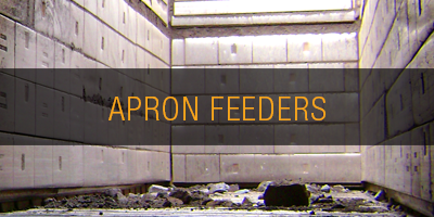 Apron Feeder Wear System