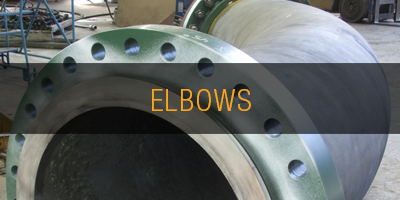 Wear Pipe Elbows