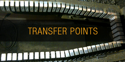 Transfer Point Wear System
