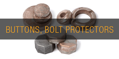 Wear Buttons and Bolt Protectors
